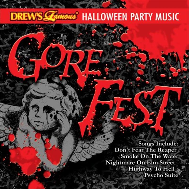 Gore Fest CD