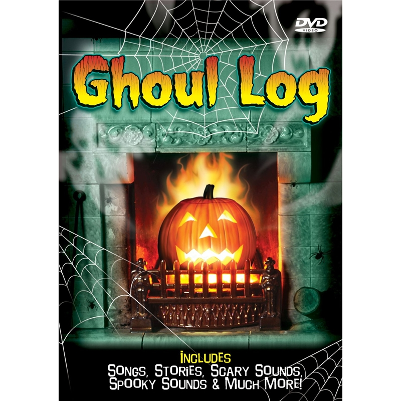 Ghoul Log DVD
