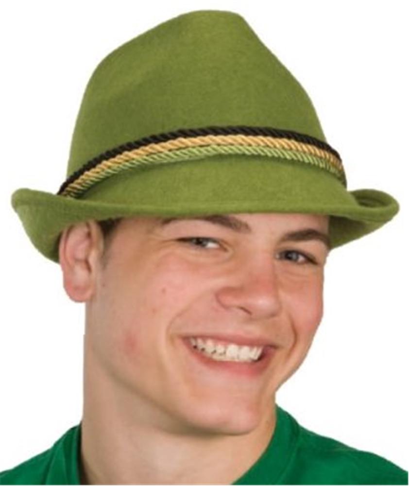 Green Alpine Hat
