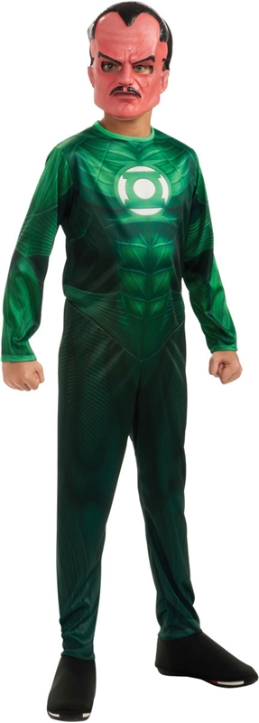 Green Lantern Sinestro Child Costume