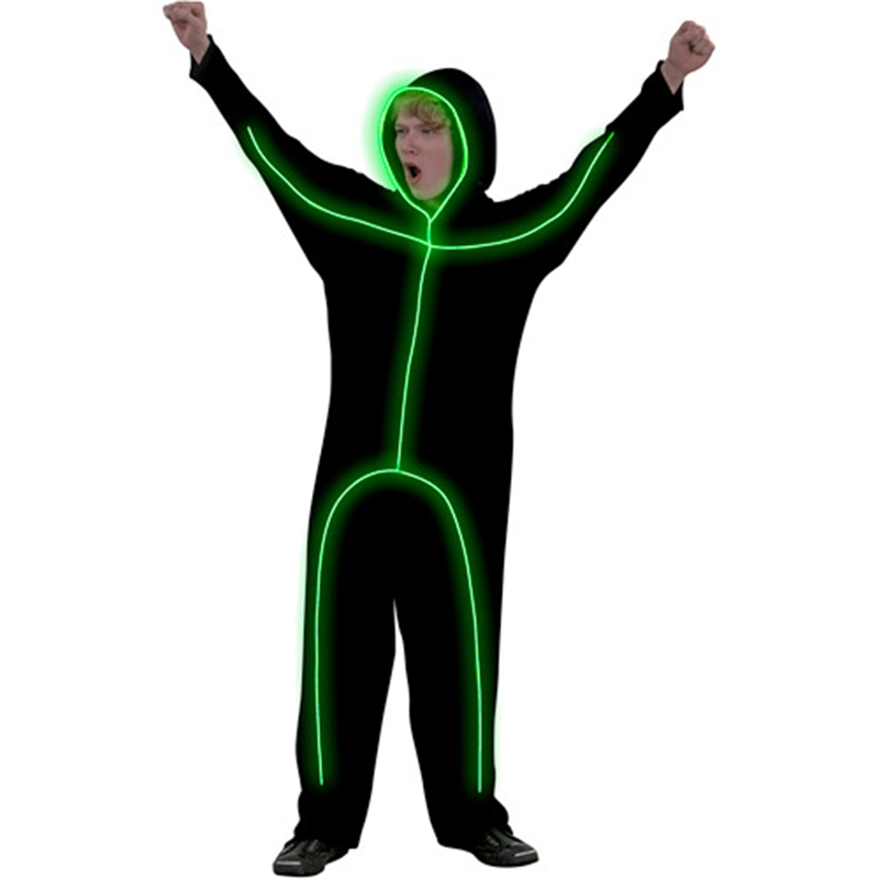 Elwire Light Up Adult Costume