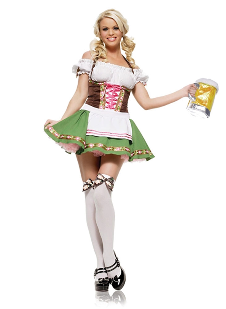Gretchen Girl Adult Womens Costume