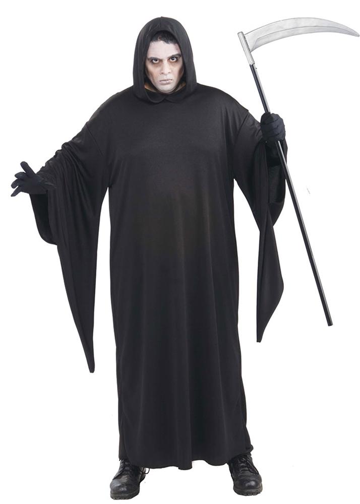 Grim Reaper Plus Size Adult Mens Costume