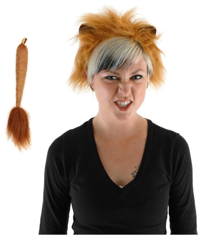 Lion tail costume - photo#27