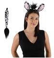 Zebra-Ears-and-Tail-Set