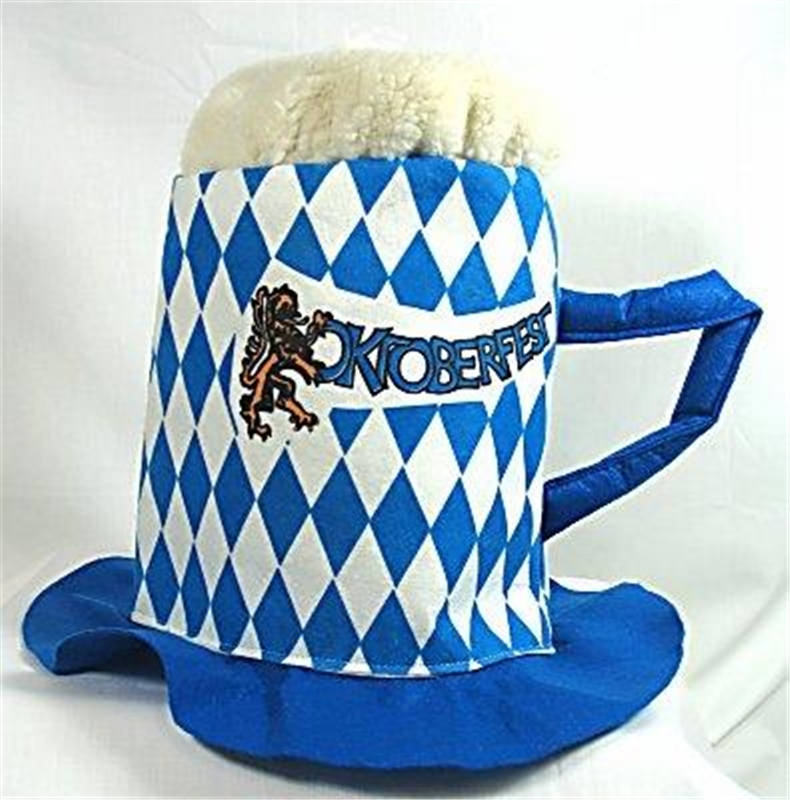 Octoberfest Adult Hat