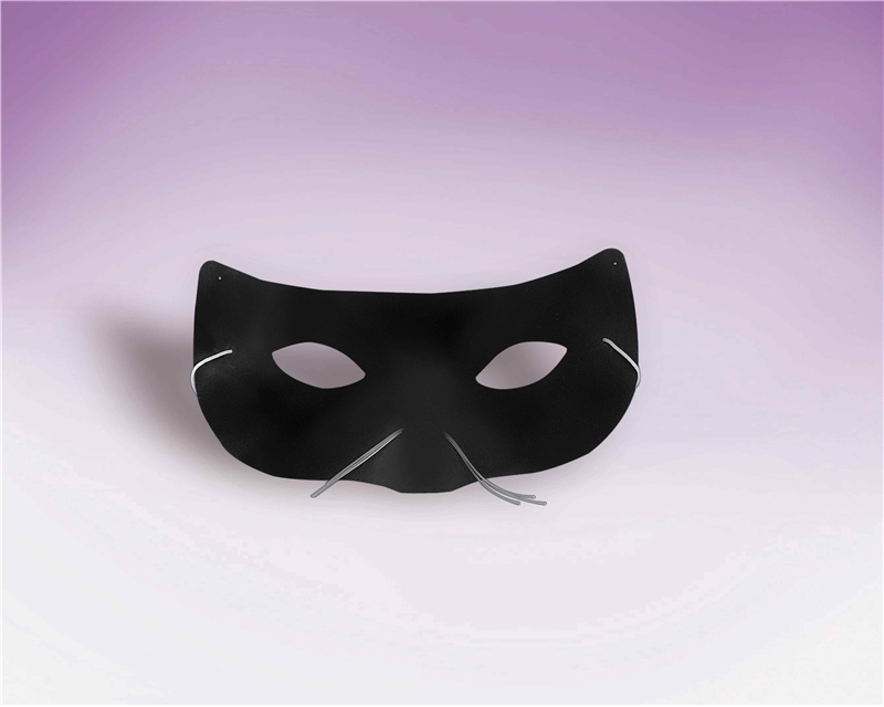 Half Mask Flocked Cat