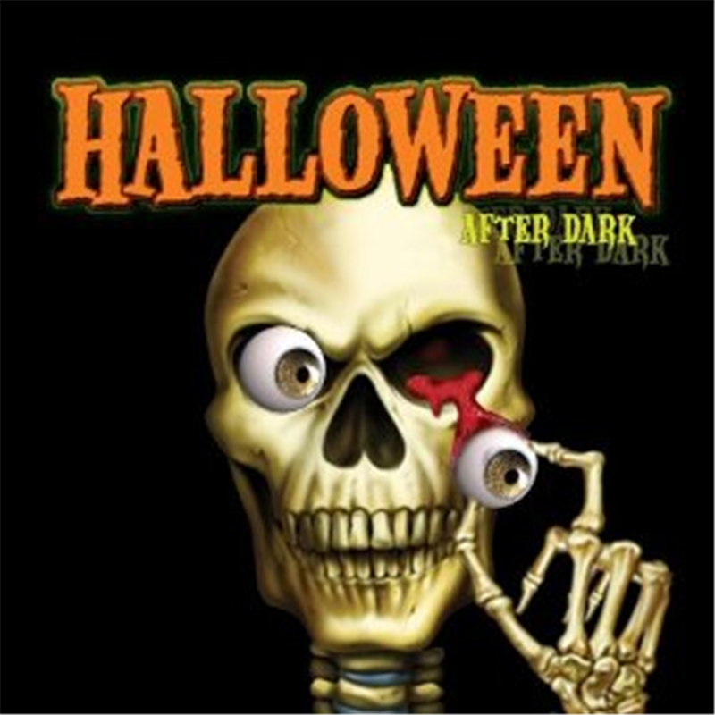 Halloween After Dark CD