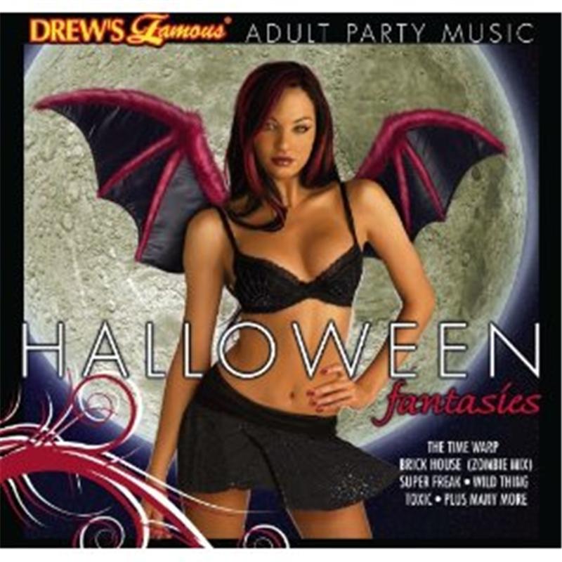 Halloween Fantasies CD