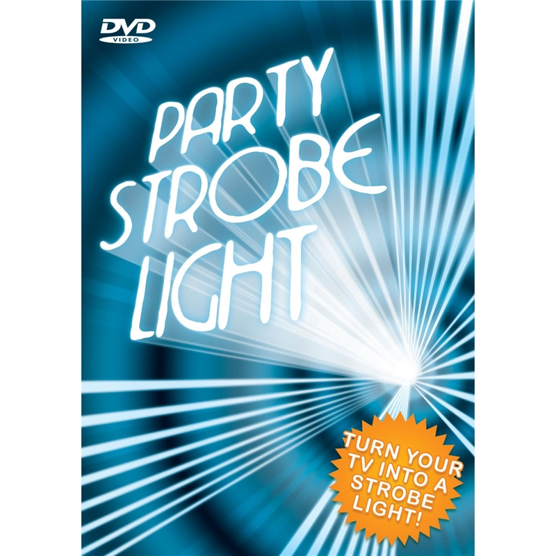 Halloween Strobe Light DVD