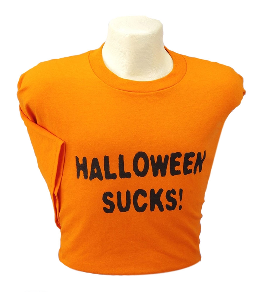 Halloween Sucks Tshirt Costume (Halloween Tshirt)