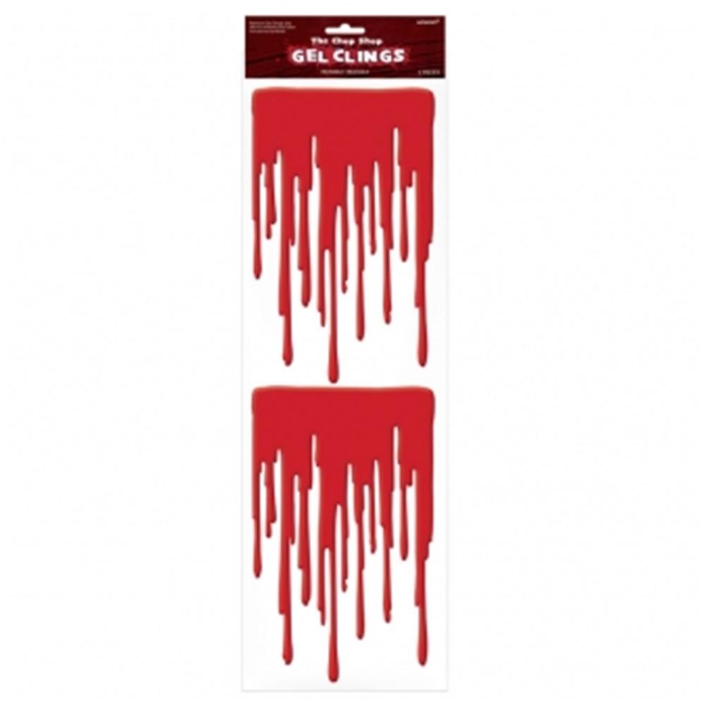 Blood Drip Gel Clings