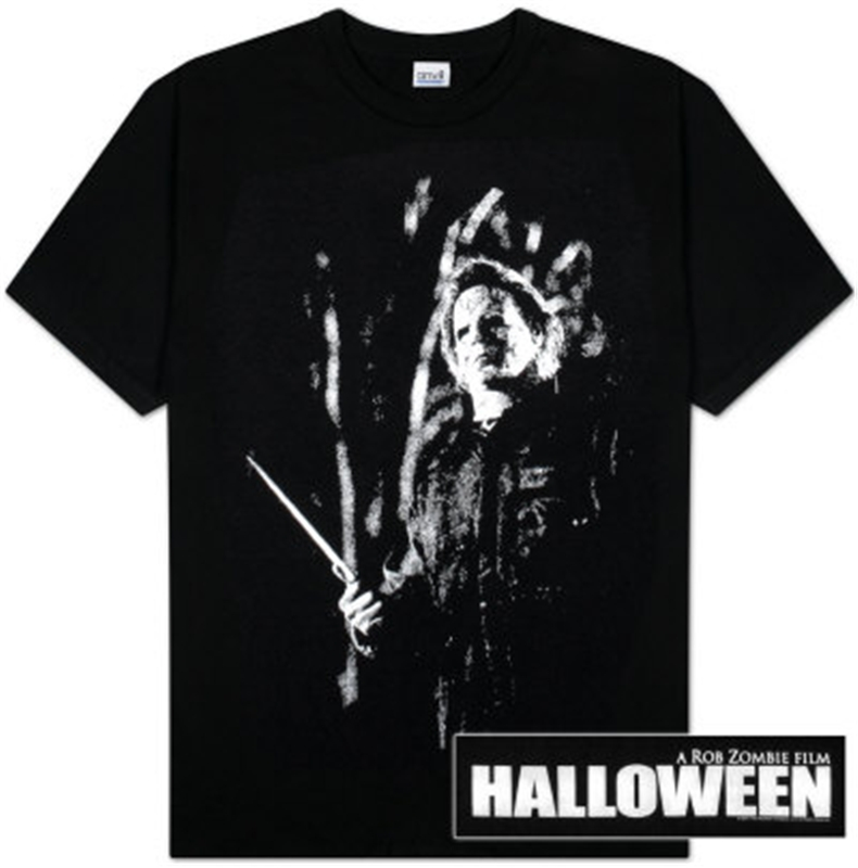 Image of Halloween Michael Myers Adult T-Shirt