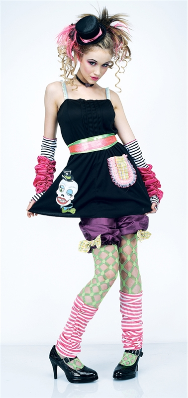 Harajuku Pop Adult Womens Costume