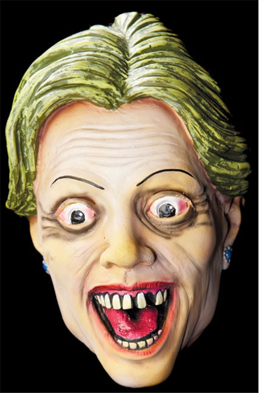 Hillary Adult Mask by Morbid