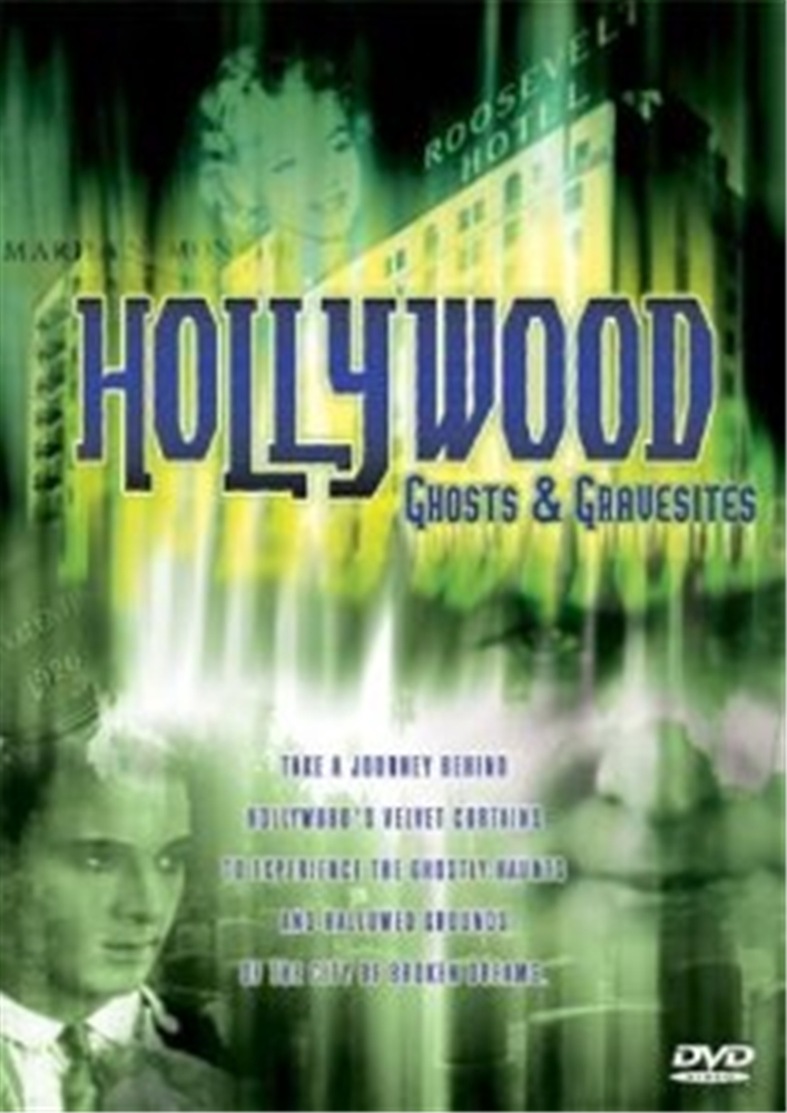 Image of Hollywood Ghosts and Gravesites DVD