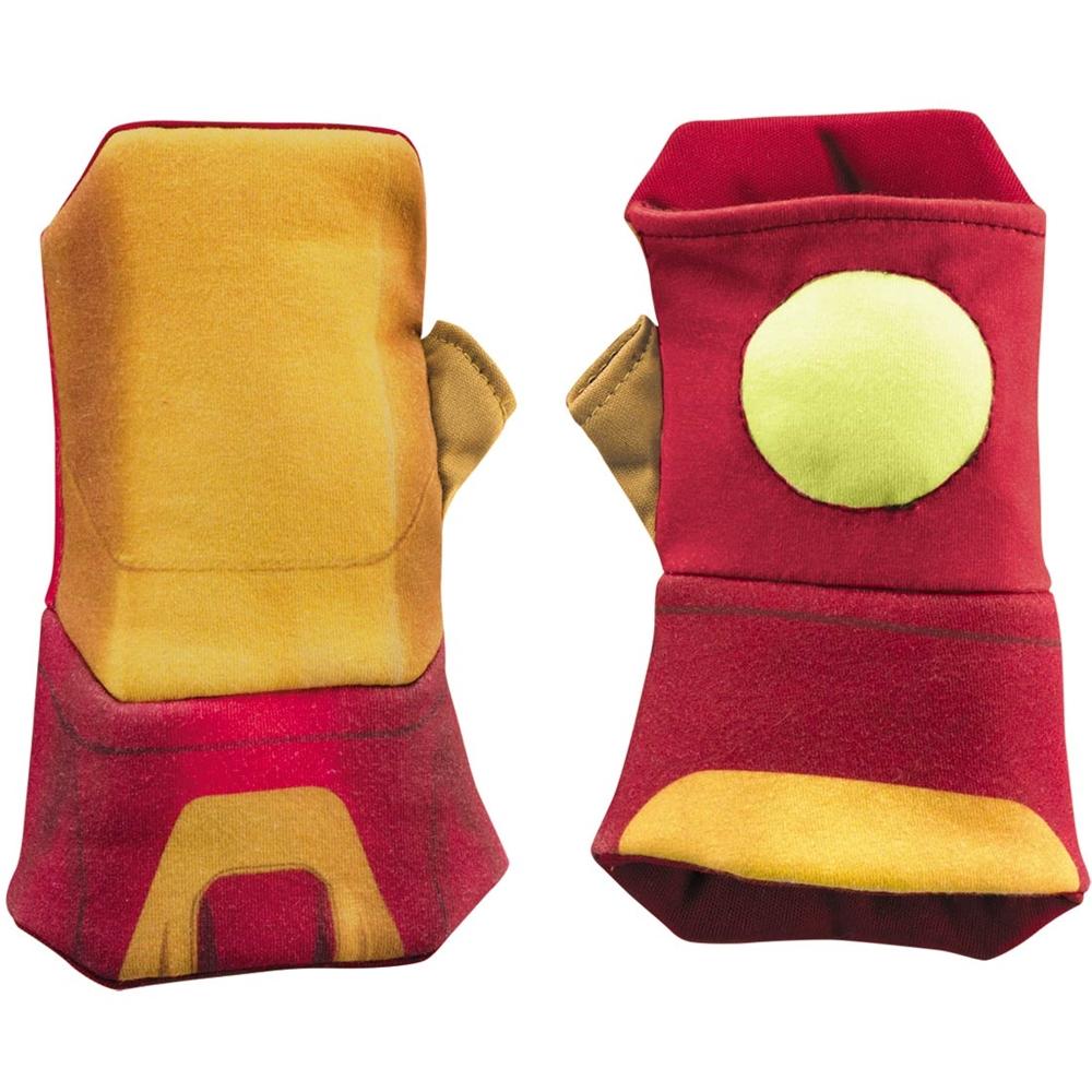 Marvel Iron Man 3 Mark 42 Glow Soft Gauntlets 55696