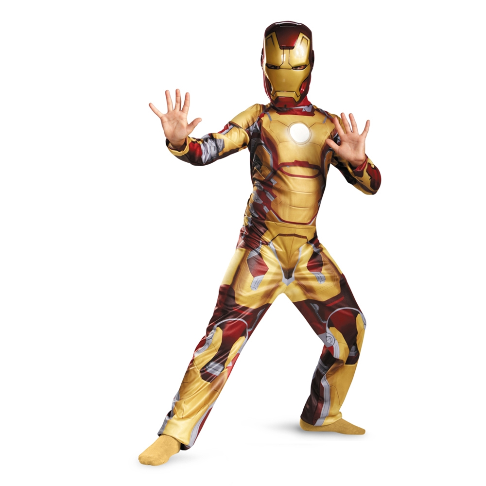 Marvel Iron Man Mark 42 Classic Child Costume