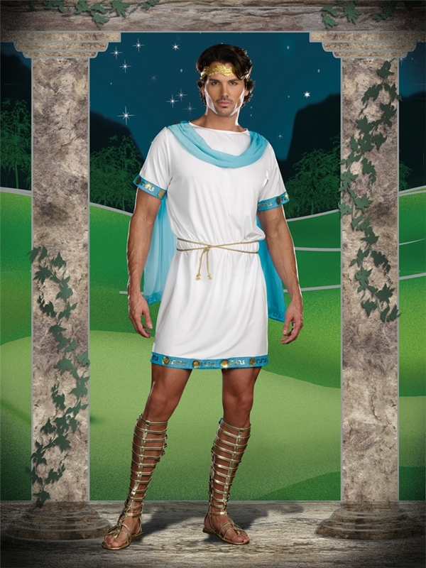 Its Chic to be Greek Adult Costume