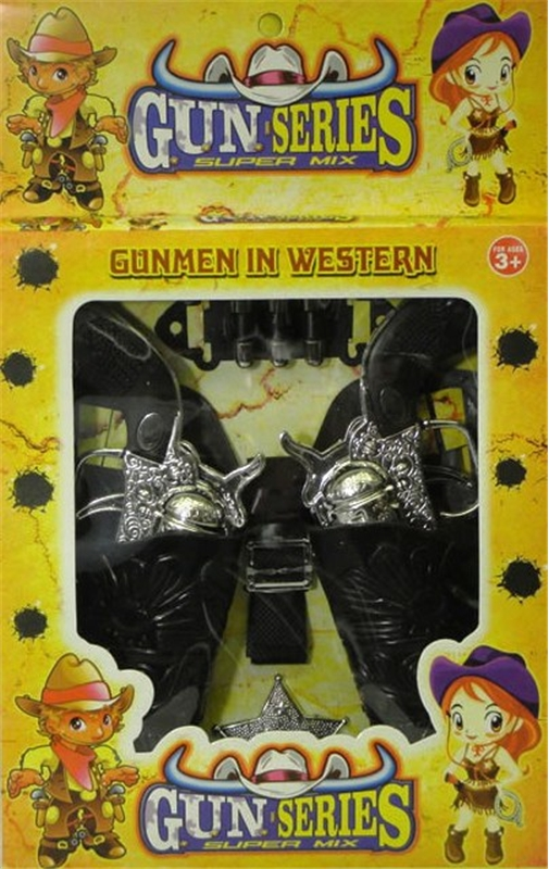 Western Gun Set