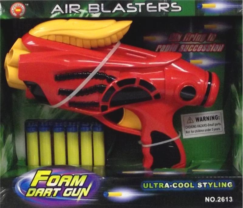 Image of Air Blaster Dart Gun Set
