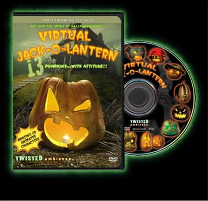 Jack O Lantern DVD