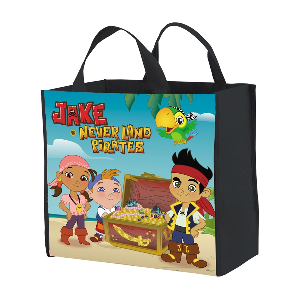 Jake and the Neverland Pirates Pellon Treat Bag