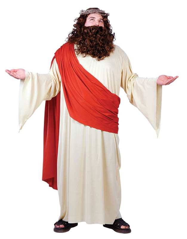 Jesus Adult Mens Plus Size Costume