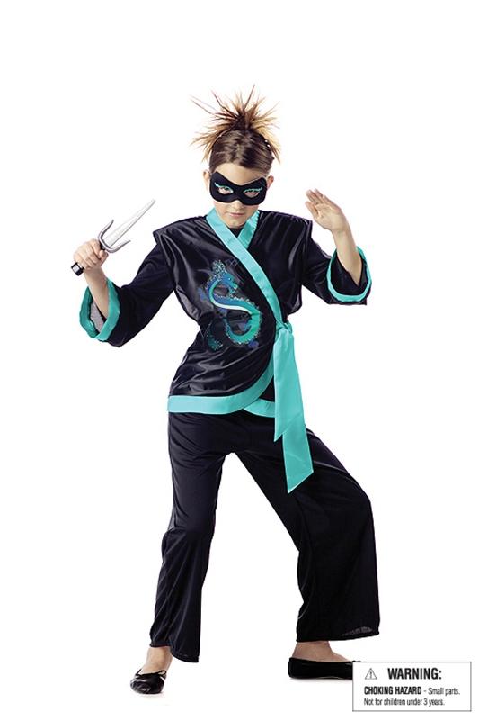 Купить Deluxe Jewel Dragon Ninja Costume