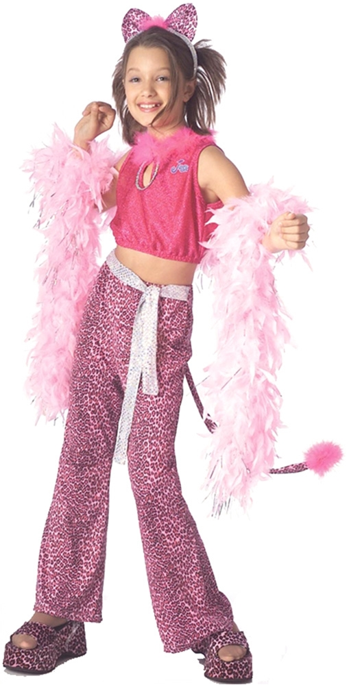 Josie Pussycats Pink Girls Child Costume