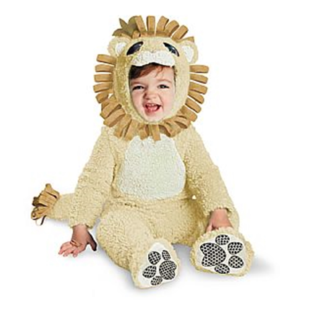 Jungle King Infant Costume