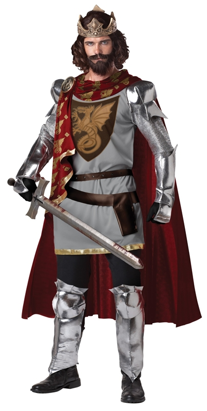 King Arthur Adult Mens Costume by California Costumes