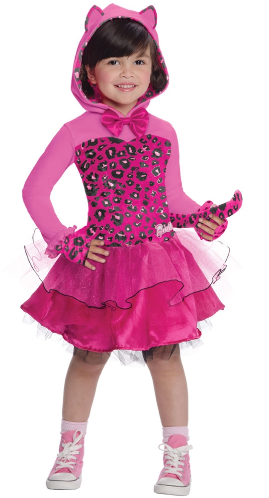 Kitty Barbie Child Costume