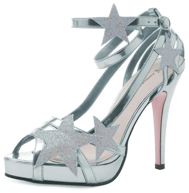 Starlight Stars and Glitter Heels