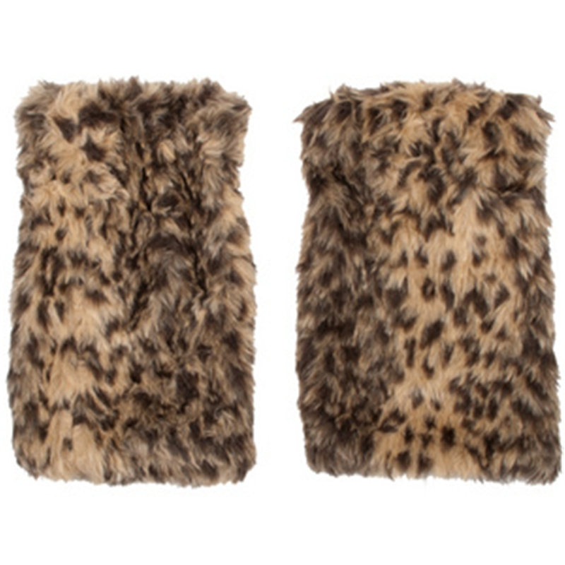 Animal Furry Boot Covers