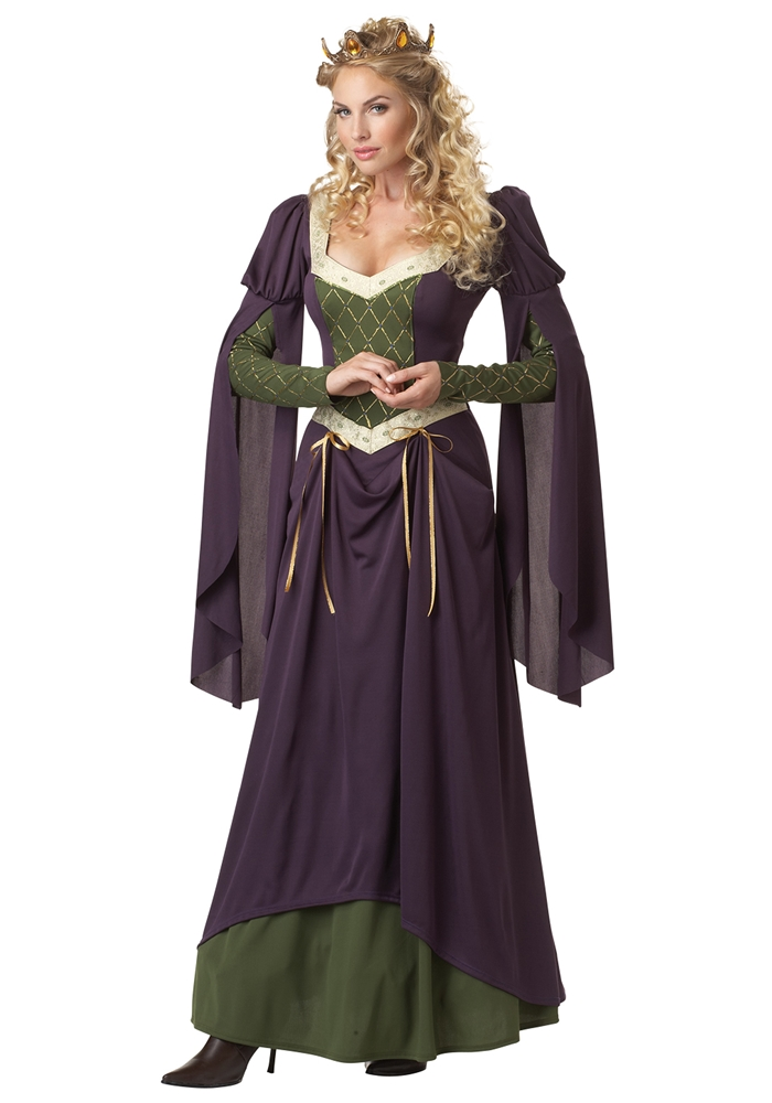 Lady In Waiting Adult Womens Costume