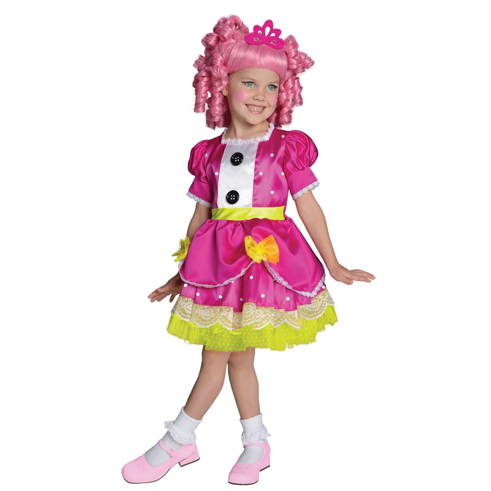 Lalaloopsy Deluxe Jewel Sparkles Child Costume