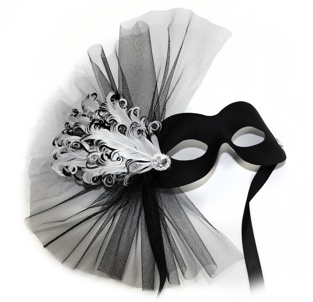 Lavish Soiree Masquerade Adult Mask