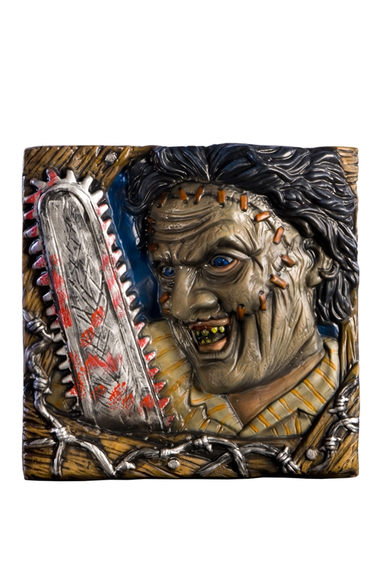 The Texas Chainsaw Massacre Leatherface Wall Mount