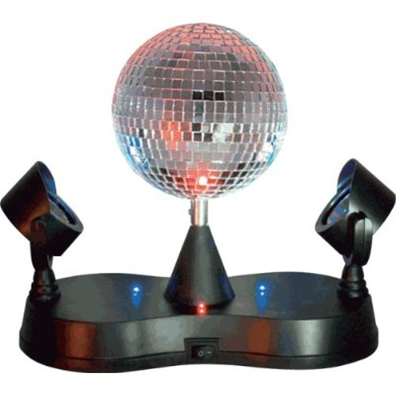 Disco Ball Party Decorations: Led Mirror Ball Kit