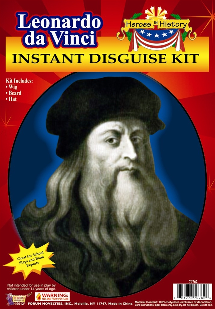 Leonardo da Vinci Instant Kit