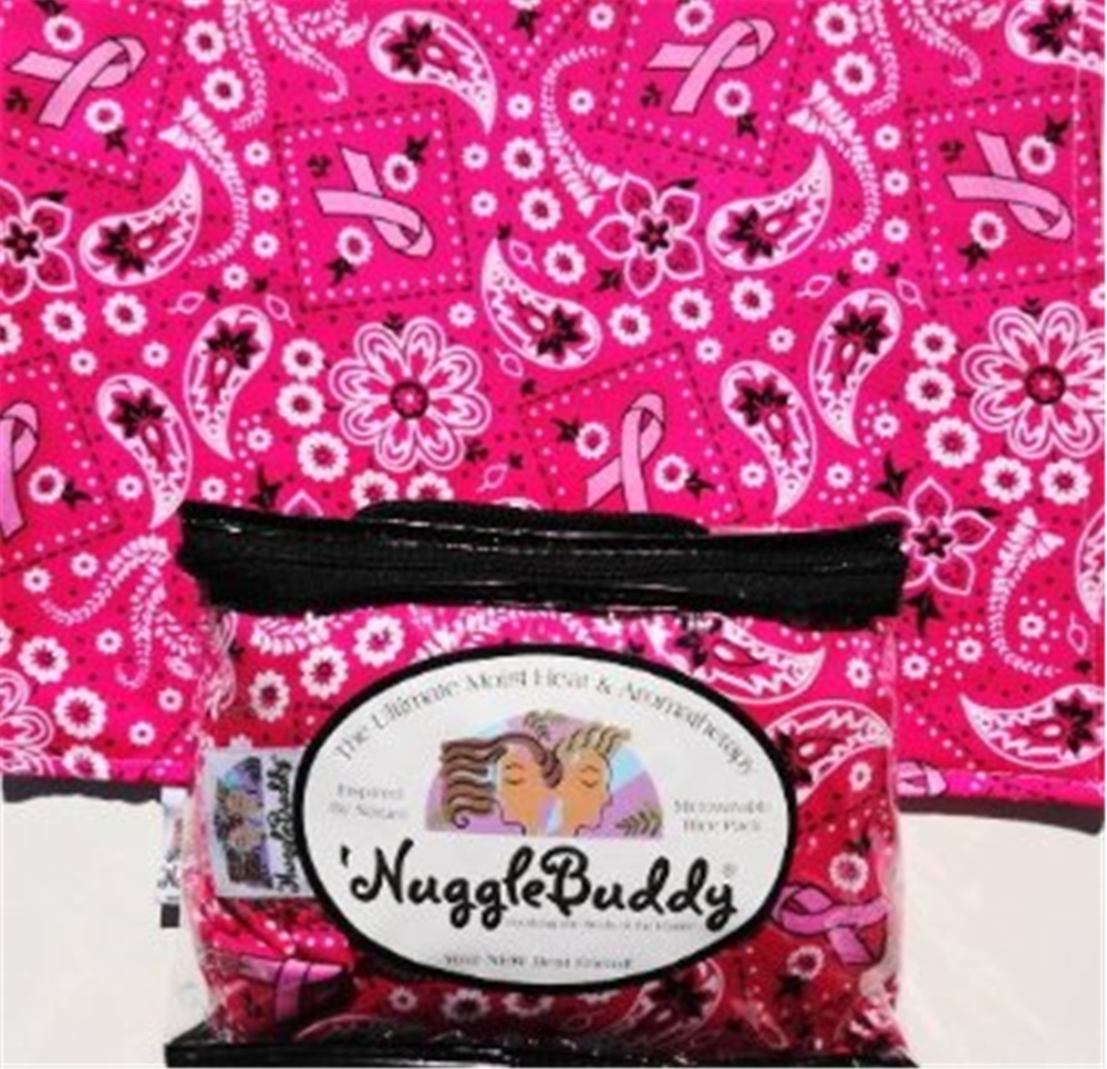 Light Up Pink Bandana by Clover Trading