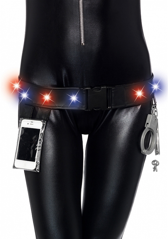 Light Up Police Utility Belt