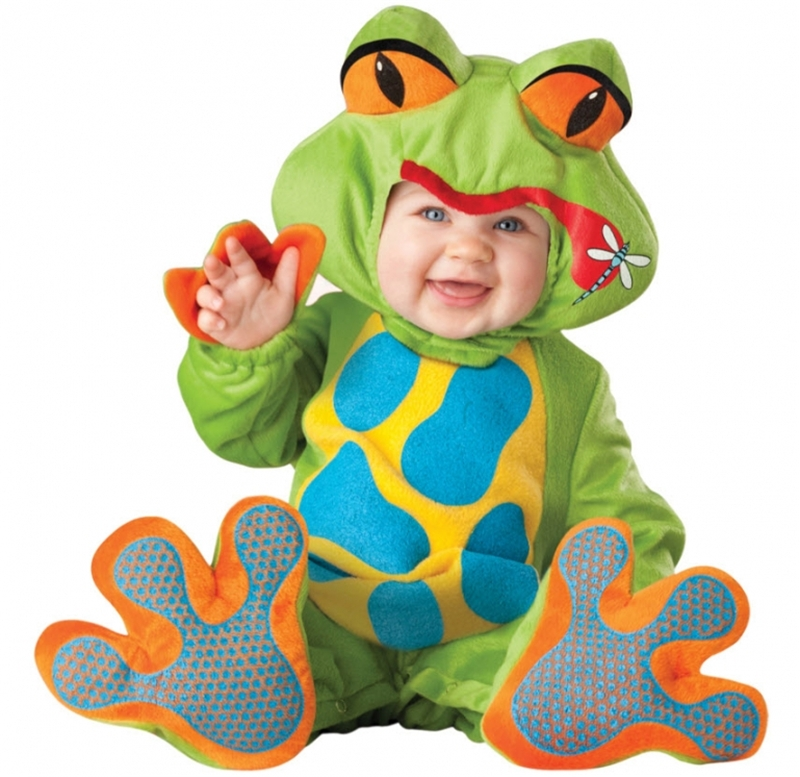 Lil Froggy Baby Costume