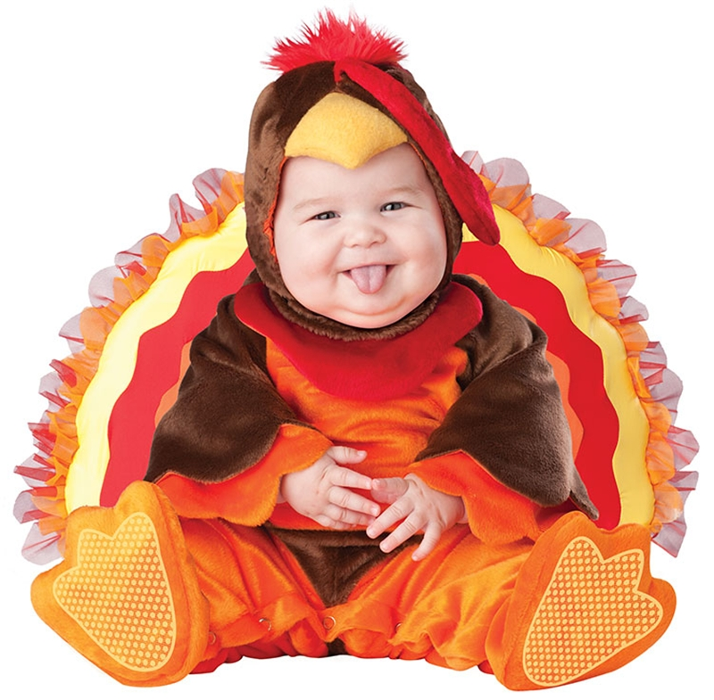 Lil' Gobbler Infant Costume