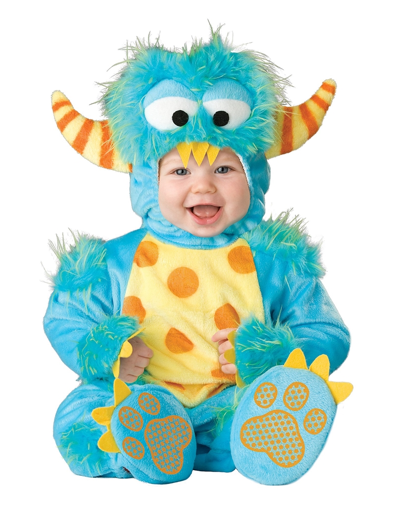 Lil Monster Baby Costume