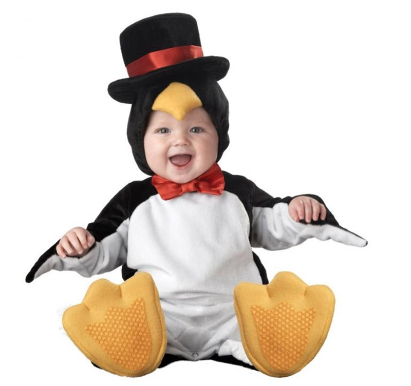 Lil' Penguin Infant Costume by Incharacter