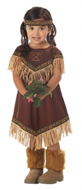 Lil Indian Princess Toddler Costume
