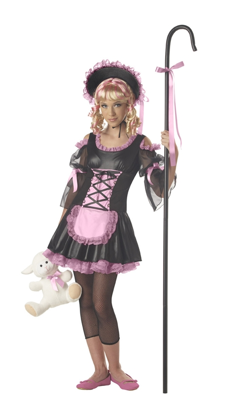 Little Bo Peep Tween Costume
