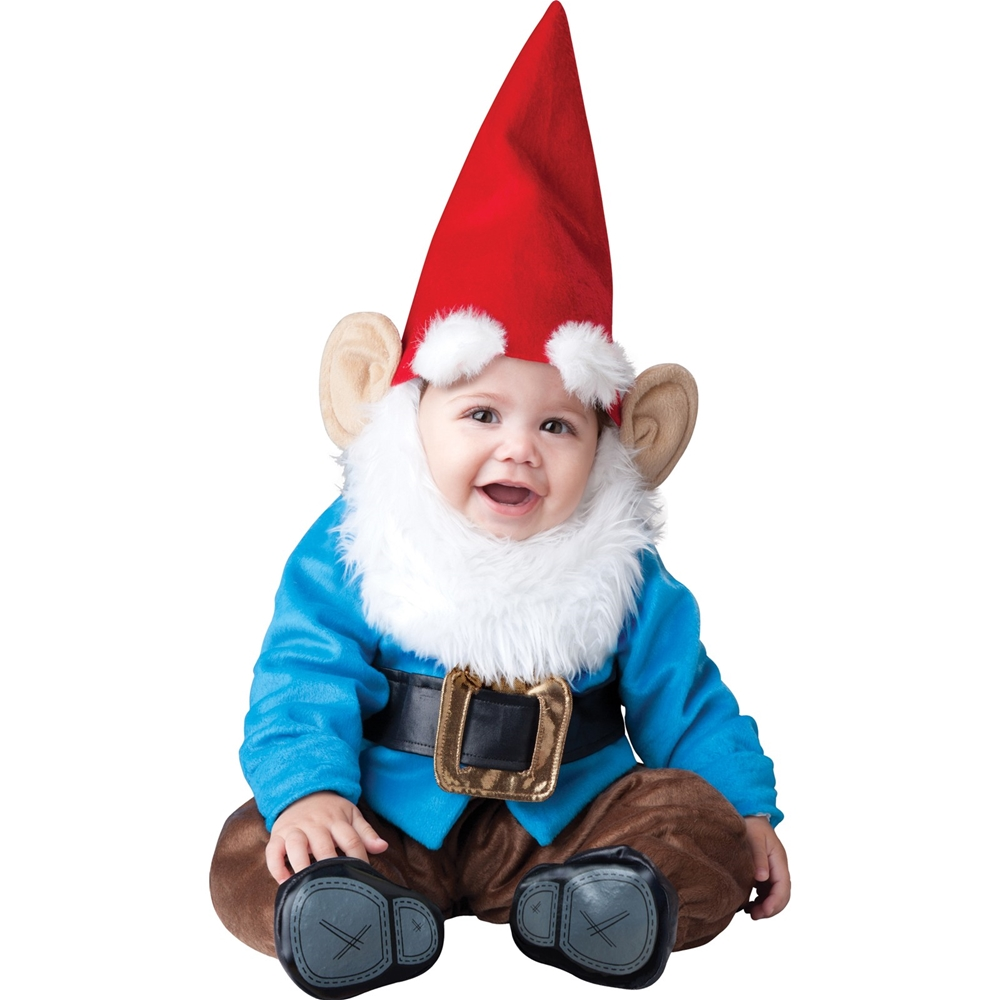 Little Garden Gnome Infant Costume